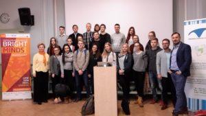 Bright Minds start-up teine koolituspäev