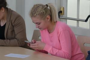 Tekstisõnumi kirjutamine