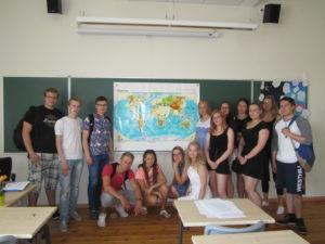 kursus Globaliseeruv maailm