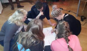 Kõige aktiivsem ja tegusam noorterühm 11. sotsiaalsuunast