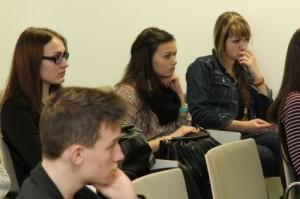 Kohtumine õpilastega