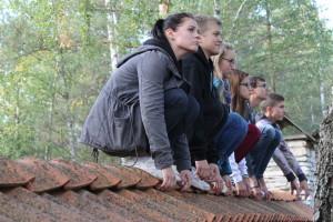 VÕLVi koolituslaager
