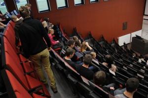 PHYSICUMI auditoorium