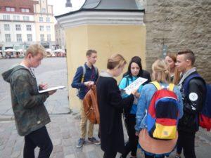 Tallinn - meie pealinn