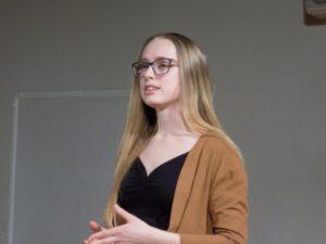 Kristiina Köster puudutas oma esinemisega õpetajate hinge