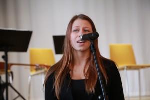 Lisete Ulla. Foto Arvo Tarmula