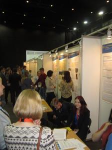 Karin Veide teadusfestivalil